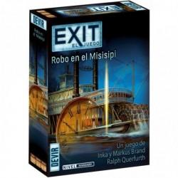 EXIT: Robo en el Misisipi, Escape Room (avanzado)