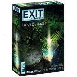 EXIT: La isla olvidada, Escape Room (avanzado)