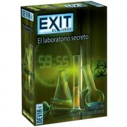EXIT: El laboratorio secreto, Escape Room (avanzado)