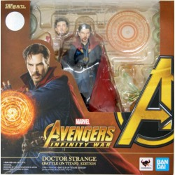 Figura Doctor Strange, Battle on Titan Edition, Avengers Infinity War