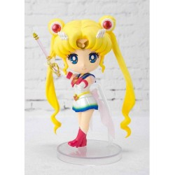 Figura Super Sailor Moon Eternal Edition, Figuarts Mini, 9 cm