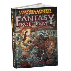 Warhammer Fantasy, libro de rol