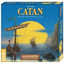 Catan navegantes (expansión)