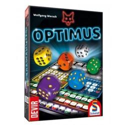Optimus, juego de mesa