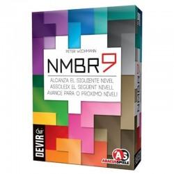 NMBR9, Juego de mesa