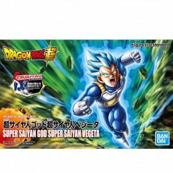 Kit montaje Super Saiyan God Super Saiyan Vegeta, Dragon Ball