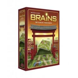 Brains jardín japonés, 50 puzles ingeniosos