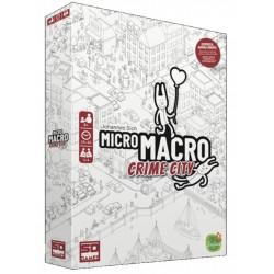 Juego Micro-Macro, Crime City