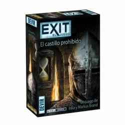 EXIT 10: El Castillo prohibido, Escape Room (experto)
