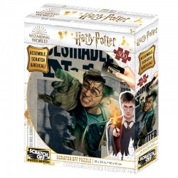 Puzzle para rascar Undesirable nº 1 Harry Potter