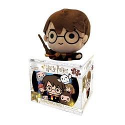 Puzzle lenticular y peluche Harry Potter Chibi
