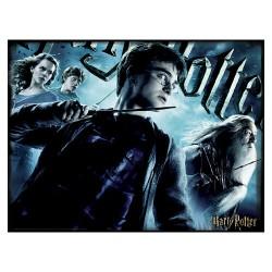 Puzzle lenticular Dumbledore, Ron, Hermione y Harry Potter