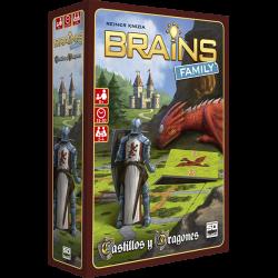 Brains Family Castillos y dragones, Juego de mesa