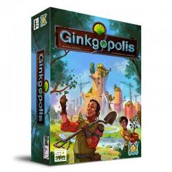 Ginkgopolis, Juego de mesa