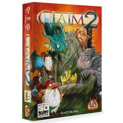 Juego de cartas Claim 2