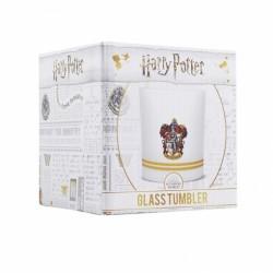 Vaso Gryffindor cristal translucido, Harry Potter