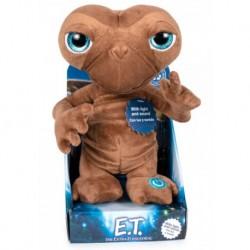 Peluche E.T. con luz y sonido, 25 cm