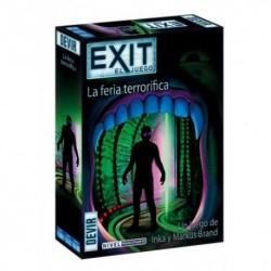 EXIT: La Feria Terrorífica, Escape Room (principiante)
