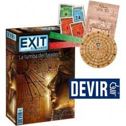 EXIT: La tumba del faraón,...