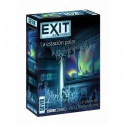 EXIT: La estación Polar, Escape Room (avanzado)