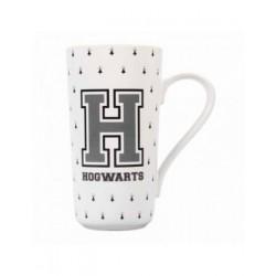 Taza Hogwarts Alumni latte, Harry Potter