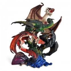 Escultura Dragones, Torneo de los 3 Magos, Harry Potter