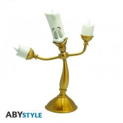 Lámpara Lumière, la Bella y la Bestia, Disney