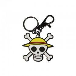 Llavero Calavera Luffy, One Piece