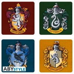 Set posavasos casas, Harry Potter