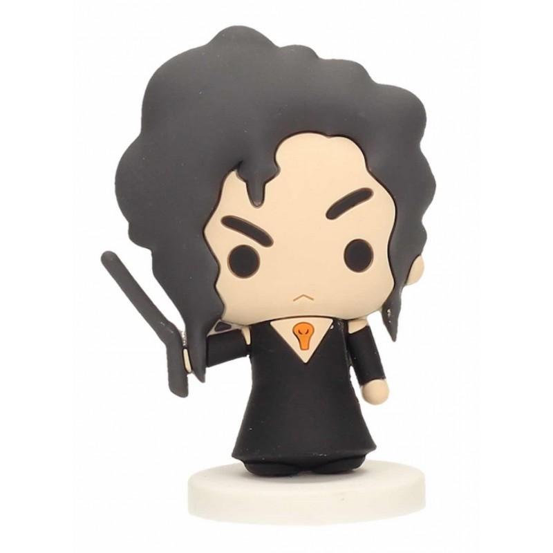 Mini figura goma Bellatrix, Harry Potter