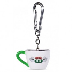 Llavero 3D taza Central Perk Friends