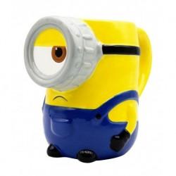 Taza 3D Stuart Minions
