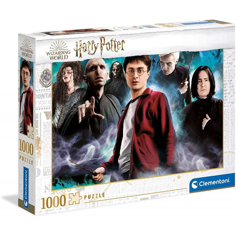 Puzzle Harry y mortifagos, Harry Potter, 1000 piezas