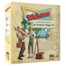 Juego de mesa Welcome hacia el perfecto hogar