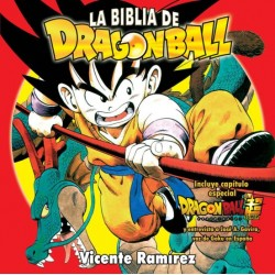 LIBRO, LA BIBLIA DE DRAGON BALL