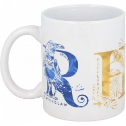 Taza casas de Hogwarts, Harry Potter
