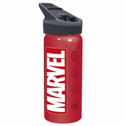 Cantimplora logo Marvel