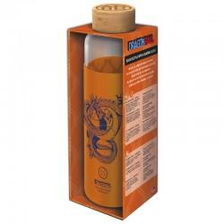 Botella cristal, Dragon Ball