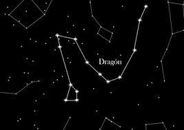 constelación dragon